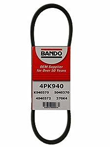Amazon.com: Bando 4PK940 OEM Quality Serpentine Belt: Automotive