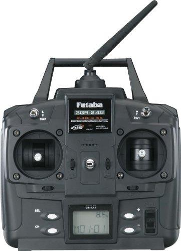Futaba 3GR 3 Channel 2.4GHz Transmitter with R603FF RX