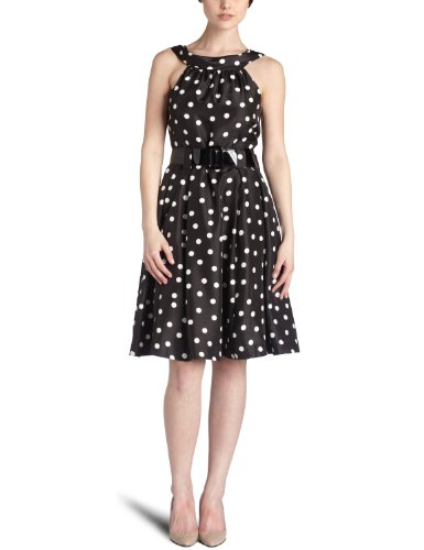 Jessica Howard Women's Shantung Dot