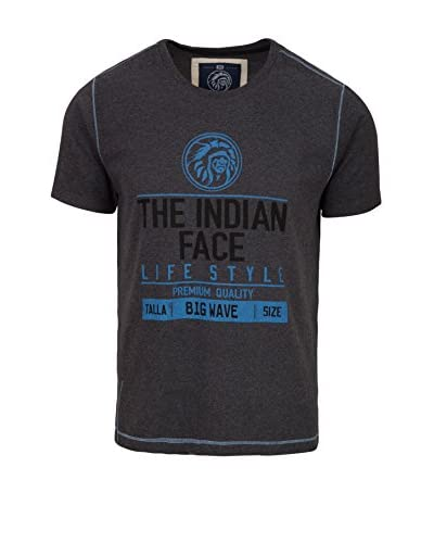 THE INDIAN FACE Camiseta Manga Corta