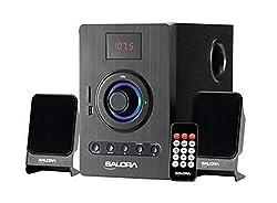 Salora IT-SHA-3213UF 2.1 Channel Multimedia Speaker System