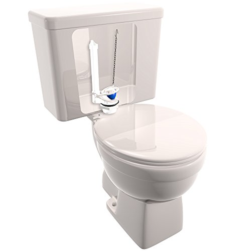 Toilet Flush Flapper Replacement Kit 2 Inch Fits Most