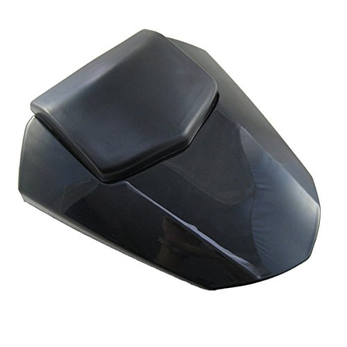 NEVERLAND Motorcycle Rear Seat Cover Cowl Fit Yamaha YZF 600 R6 YZF-R6 2008-2009 Black (2009 Yamaha R6 Seat Cowl compare prices)