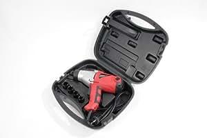 Clé à chocs électrique - 1010 watts - 450 Nm - avec mallette