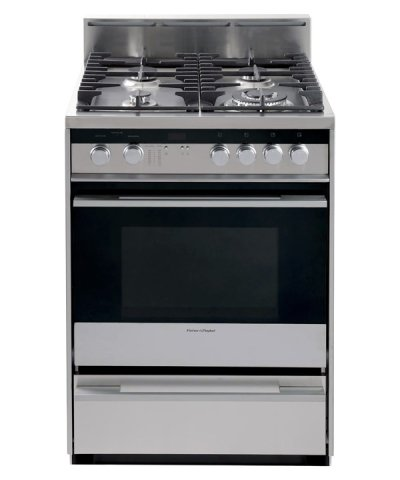 Fisher-Paykel-OR24SDMBGX2-24-Stainless-Steel-Gas-Sealed-Burner-Range-Convection