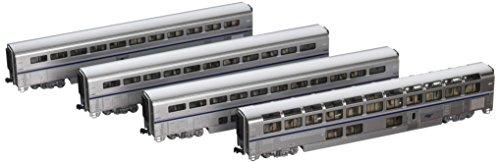 spur-n-kato-set-superliner-amtrak-phase-ivb