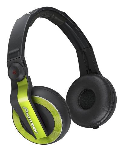 Pioneer Hdj-500 Professional Dj Headphones, Green