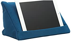 coz-e-reader Plain Cushion Stand for Tablet - Blue