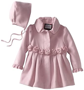Amazon Rothschild Baby Girls Infant Dress Coat With