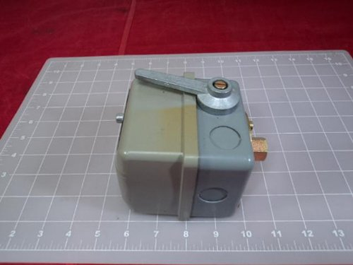 Square D 9013-853As Pressure Switch T11778