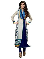 Parinaaz fashion Black fabric Unsticht Dressmaterial