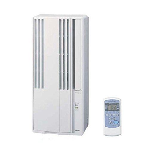 CW-1616-WS コロナCORONA 窓用エアコン(冷房専用・おもに4~6畳用) CW-F1616WSの一般ルート向けモデル