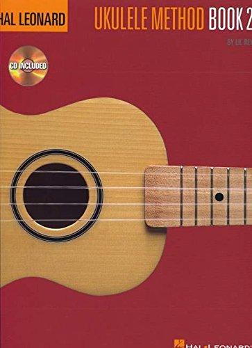 Hal Leonard Ukulele Method (Hal Leonard Book & CD)