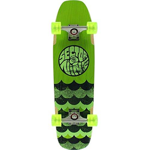 sector-9-swellhound-verde-longboard-completo