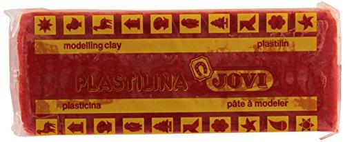 jovi-71-plastilina-color-rojo