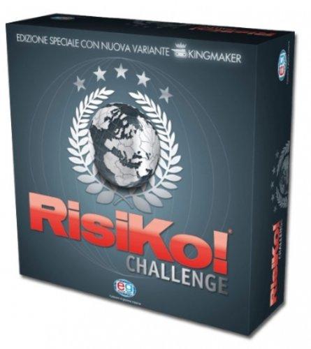 Editrice Giochi 6033851 - Gioco Risiko! Challenge