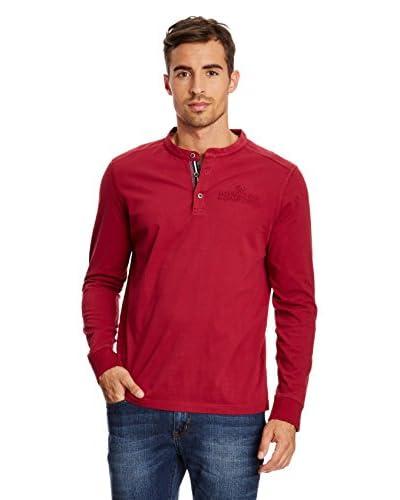 Arqueonautas Longsleeve Shirt [Lampone]