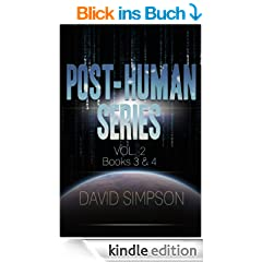 Post-Human Series Volume-2 (Books 3-4) (English Edition)