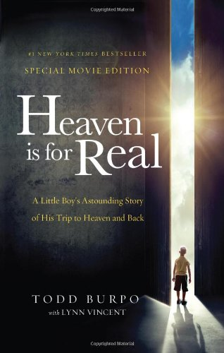 Heaven Is For Real Movie Edition (Paperback)