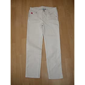 H2O JUST ADD WATER WHITE SKINNY JEANS 10YRS New