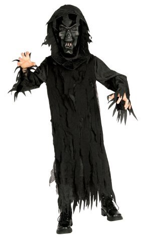 Rubie's Costume Boys 'Skeleton Lord' Kids Costume, Black, M