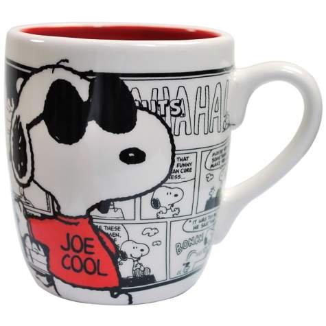 Peanuts Joe Cool Comics 13-Ounce Mug