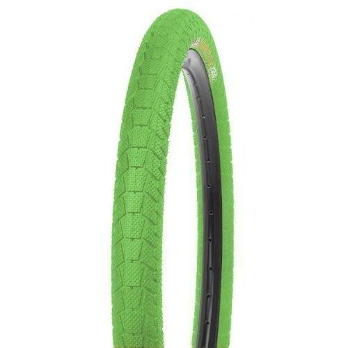 20 x 1.95 Zoll BMX Reifen bunt Kenda K-907 Krackpot, Farbe:Grün