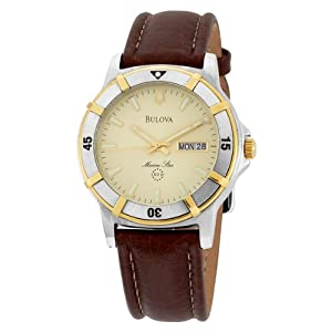 Bulova Men's 98C71 Marine Star Watch by Bulova