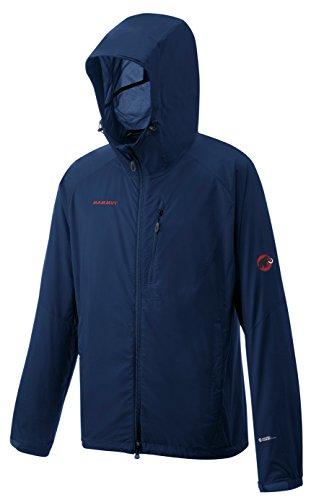 (マムート)MAMMUT アウトドアウェア CRUISE Jacket Men 1010-22360 5118 marine S