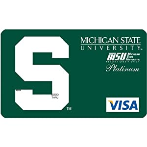 MSUFCU Platinum Visa Credit Card