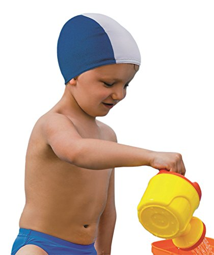 fashy-bonnet-de-bain-en-tissu-pour-enfant-blue-white-taille-unique