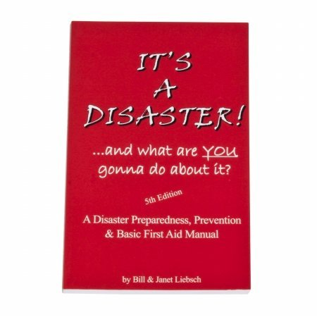 Guardian Survival Gear Tbk Disaster Book