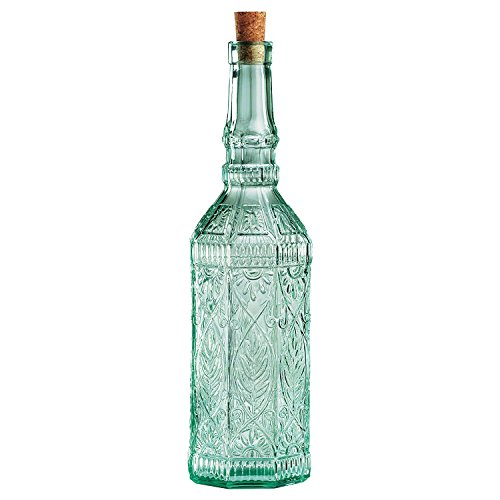 Bormioli Rocco Country Home Fiesole Bottle, 24-Ounce