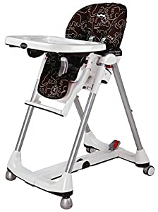 Peg Perego Chaise Prima Pappa Diner - Savana Cacao
