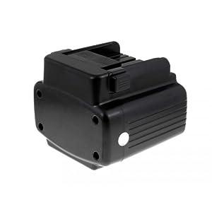 Akku für Hitachi Blockakku Bohrhammer DV24DV 3000mAh  Kundenbewertung: