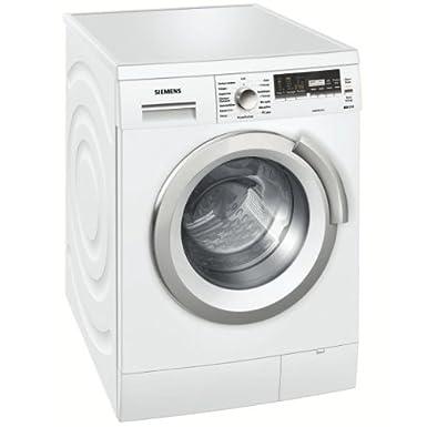 Siemens WM14S485FF machine à laver - machines à laver (Autonome, Charge avant, A+++, B, Blanc, Gauche)