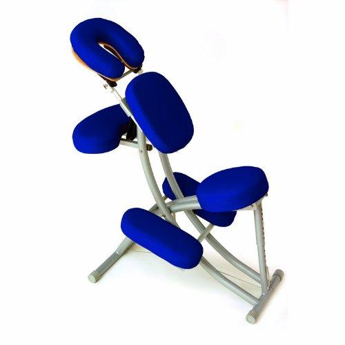 Leplus07 avis avis sissel chaise de massage alu mixte adulte bleu taille - Chaise de massage pas cher ...
