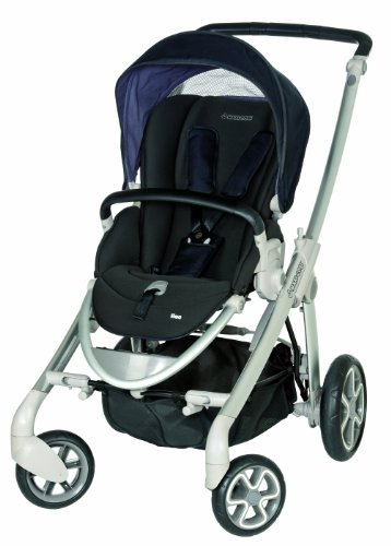 Maxi-Cosi Black Elea Pushchair