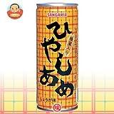 サンガリア ひやしあめ 250ml 缶×30本