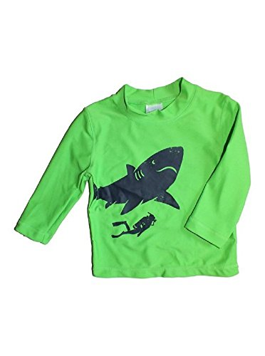 Baby Rash Guard Shirts front-107893