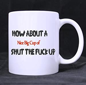 Also not Could fuck up a cup of coffee