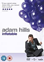 Adam Hills: Inflatable [DVD] [2012]