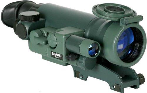 Yukon Nvrs Titanium 15x42 Night Vision Rifle Scope Weaver Mount from Yukon
