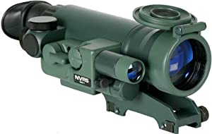 Yukon NVRS Titanium 1.5x42 Night Vision Rifle Scope, Weaver Mount by Yukon Night Vision Gear
