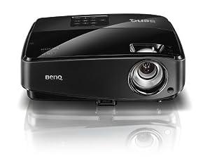 BenQ MX522 XGA 3000L HDMI Smarteco 3D Projector with 10,000 Hour Lamp Life Projector from BenQ
