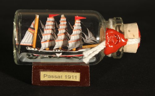 Passat Mini Buddelschiff 10 ml