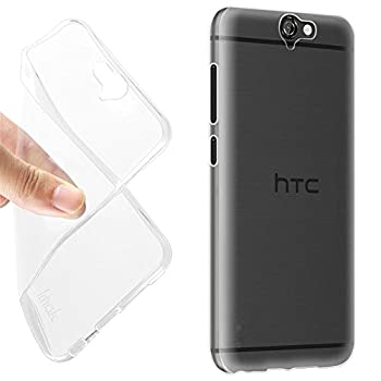 07. Monoy Nature 0.6mm Slim Crystal Clear TPU Soft Case Shell