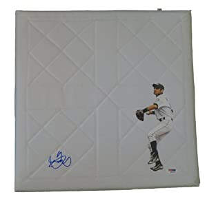 Seattle Mariners Ichiro Suzuki Autographed Signed Photo Full Size Base with PSA DNA... by Southwestconnection-Memorabilia
