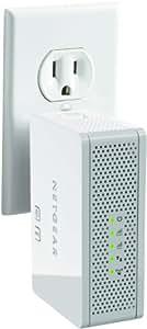 NETGEAR N600 Dual Band WiFi Range Extender - Wall-plug/Desktop with Airplay (WN3500RP)