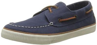 Pepe Jeans Industry, Baskets mode homme - Bleu (580), 40 EU